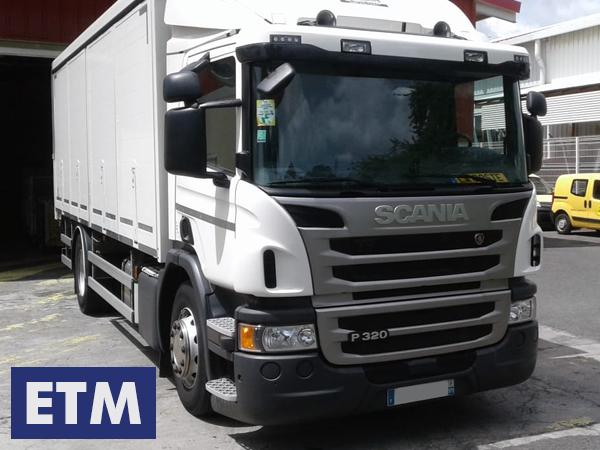 Photo camion ETM
